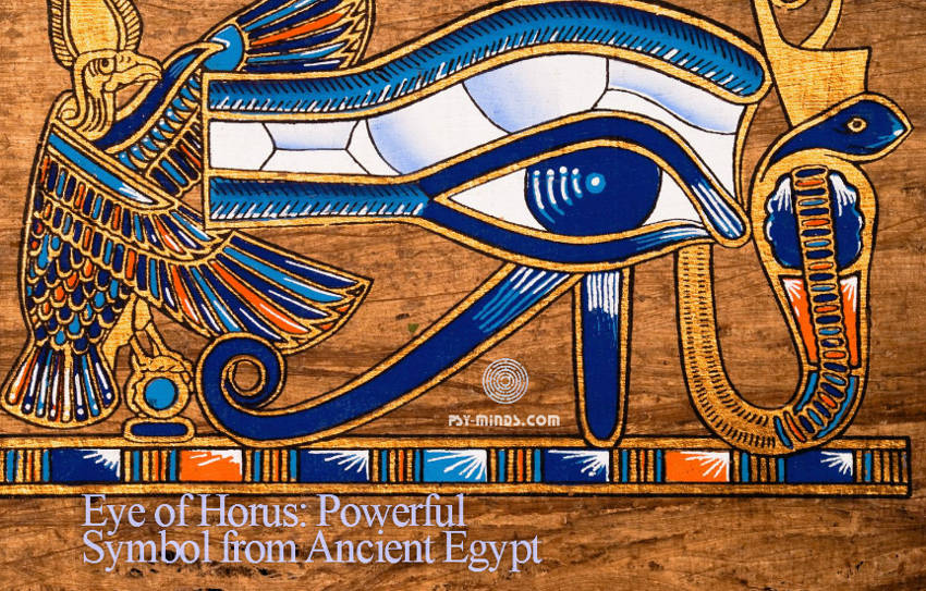 Eye of Horus Powerful Symbol from Ancient Egypt