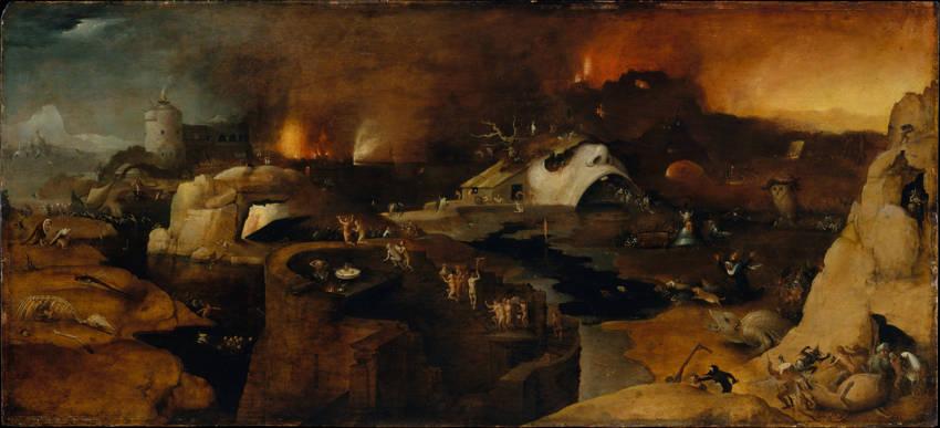 Follower-Hieronymus Bosch