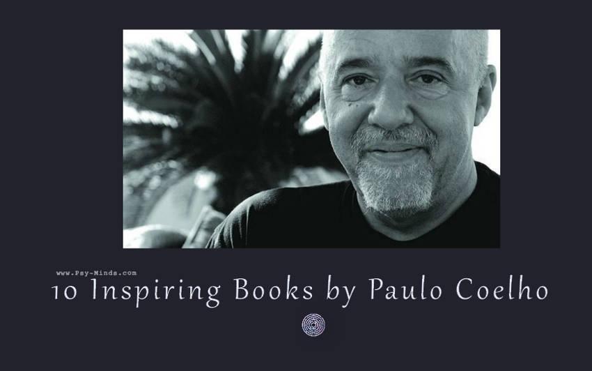 10 Inspiring Books of Paulo Coelho