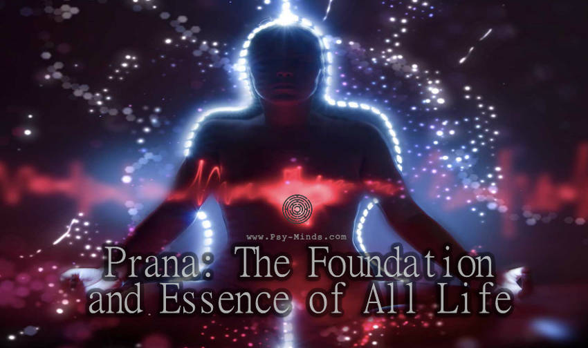 Prana The Foundation and Essence of All Life