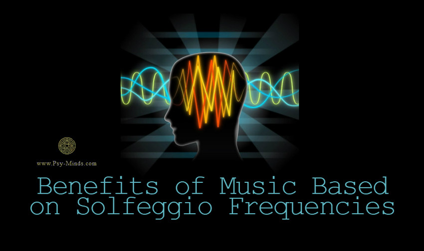 Benefits of Music based on Solfeggio Frequencies