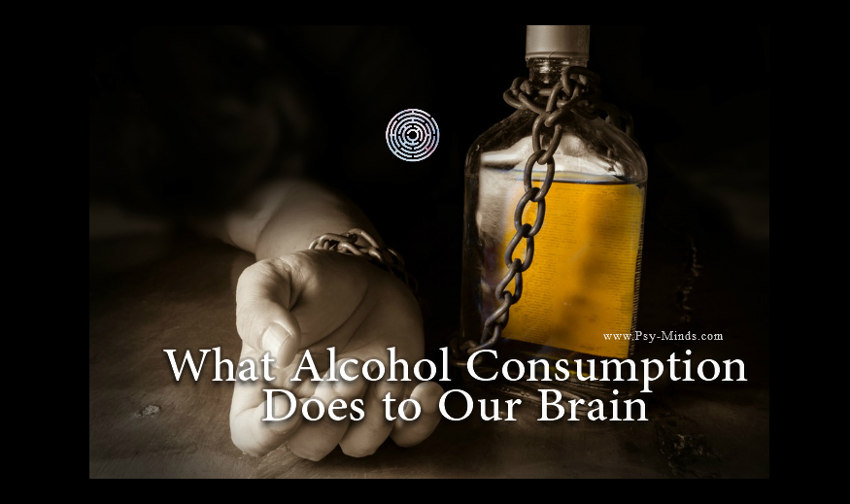 What Alcohol Consumption Does to Our Brain