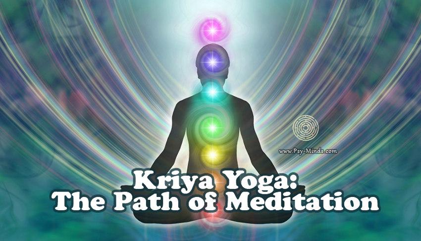 Kriya Yoga The Path of Meditation