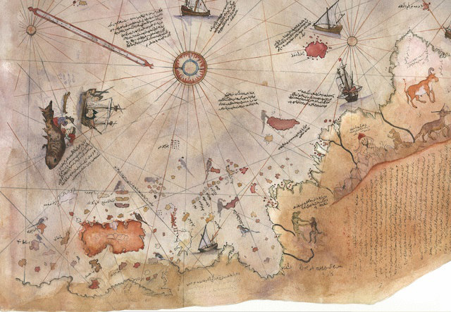 500 Year Old Map Shatters The History Of The Human Race1