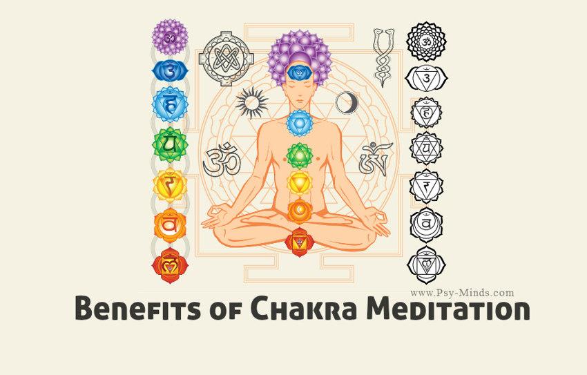 Benefits of Chakra Meditation