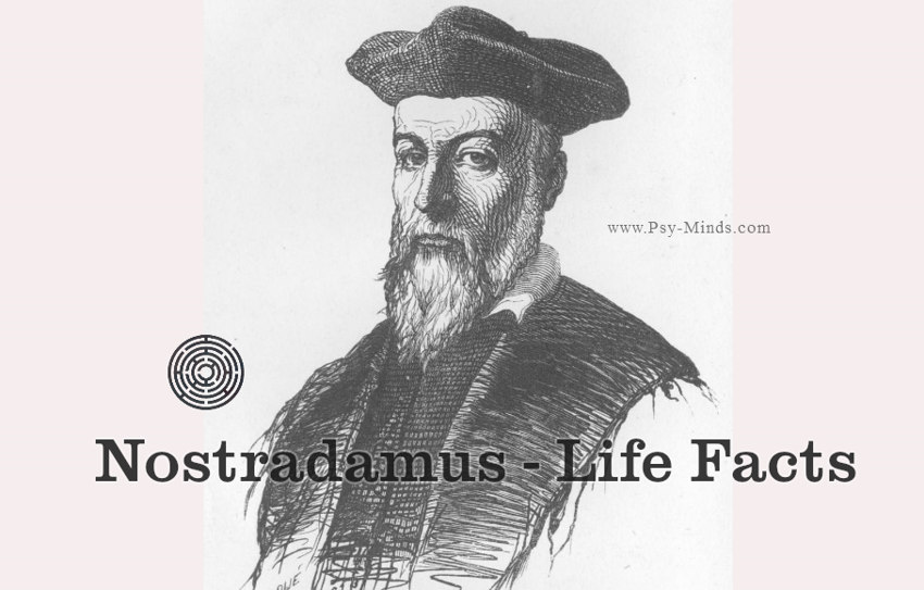Nostradamus - Life Facts