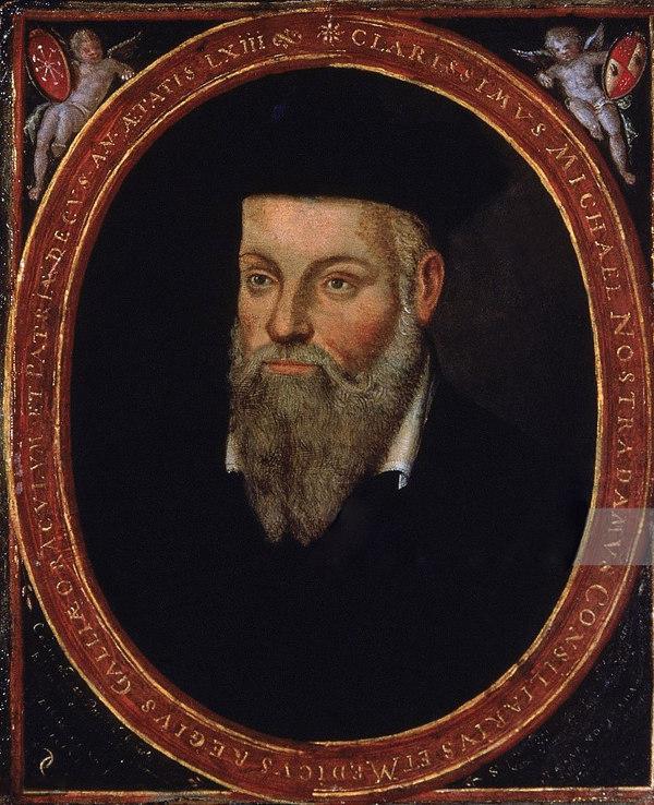 Nostradamus by_Cesar