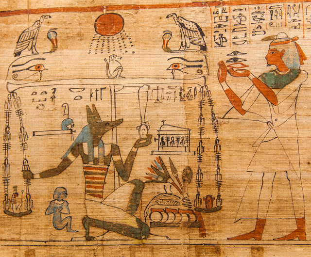The Egyptian Book of the Dead 1