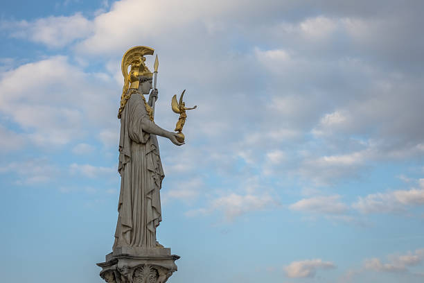Athena Goddess of Wisdom (2)