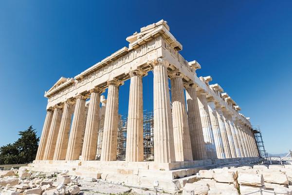 Athena Goddess of Wisdom Parthenon