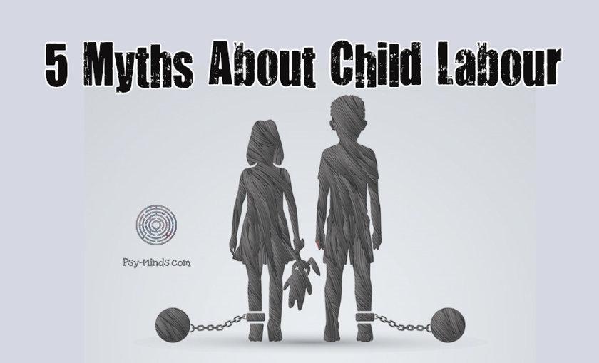 5 Myths About Child Labour