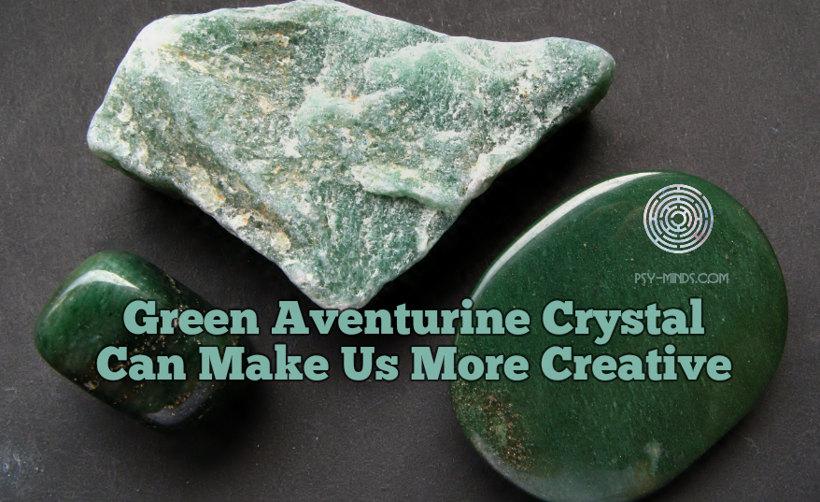 Green Aventurine Crystal Can Make Us More Creative 1