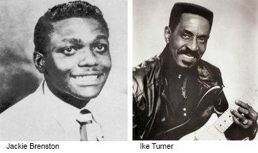 Jackie Brenston and Ike Turner rock 'n' roll
