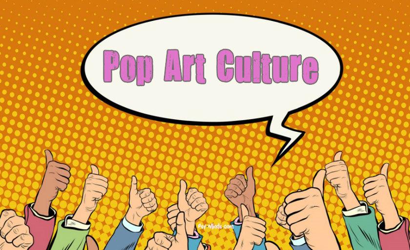 Pop Art Culture mind