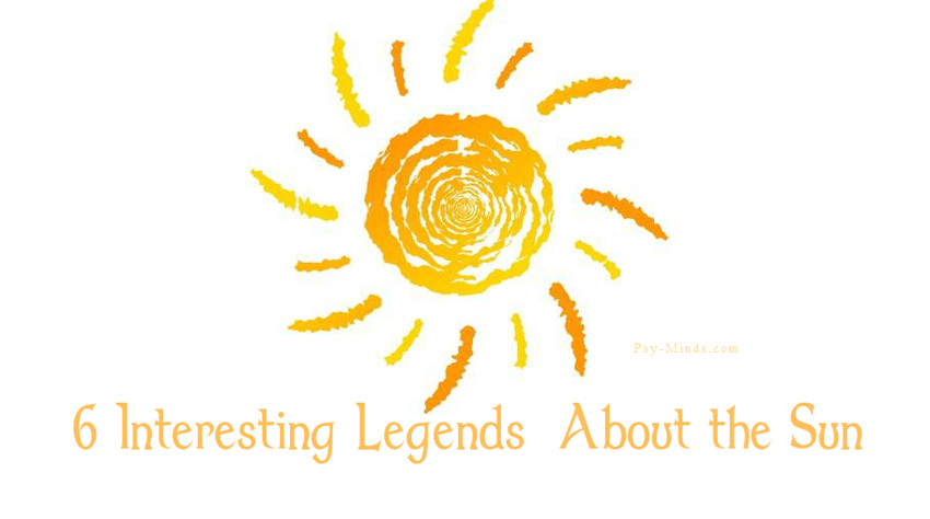 6 Interesting Legends About the Sun 1