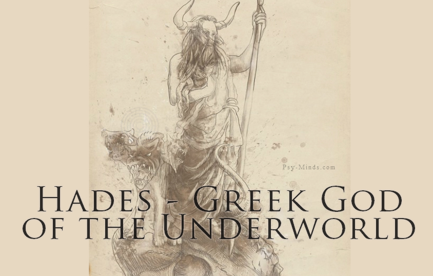 Hades - Greek God of the Underworld