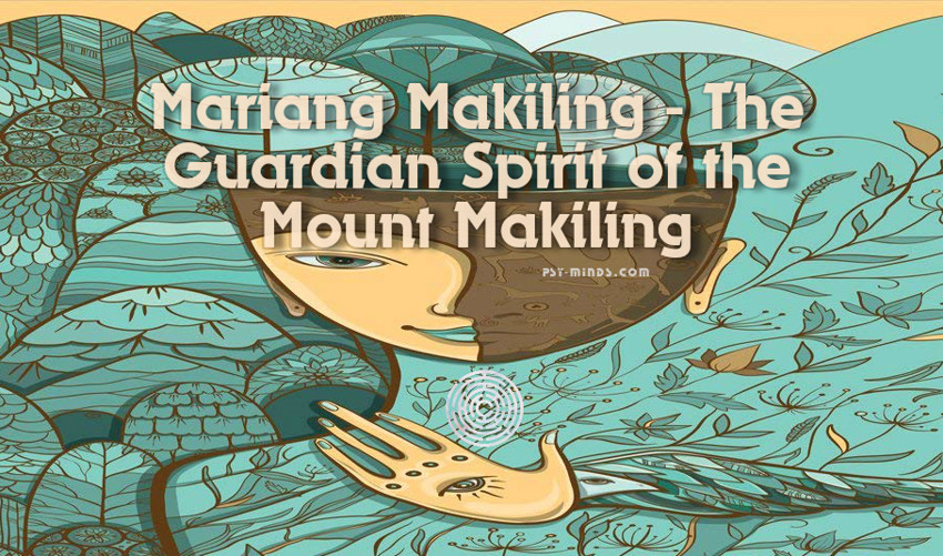 Mariang Makiling - The Guardian Spirit of the Mount Makiling