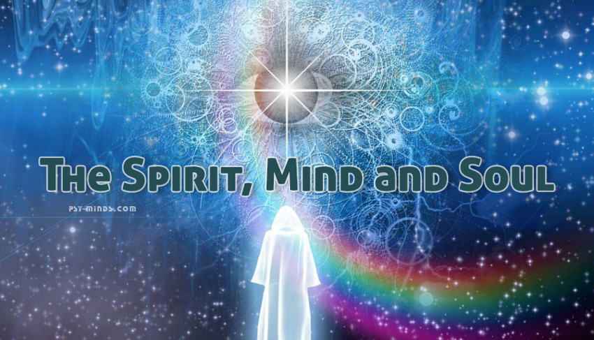 The Spirit, Mind and Soul