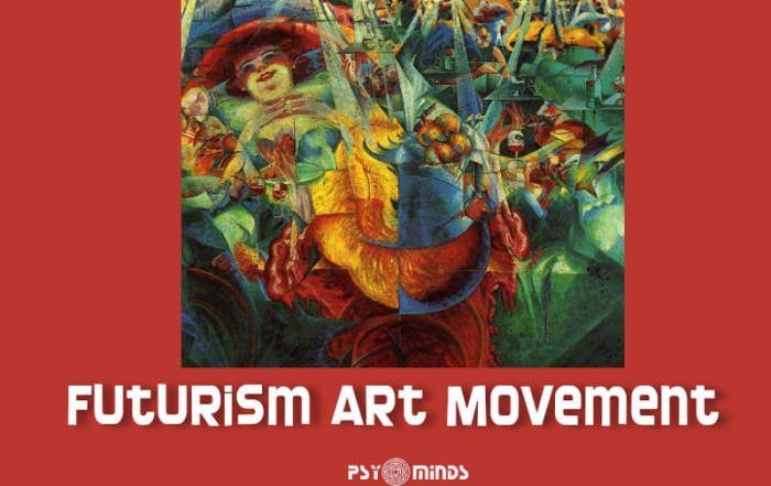 Futurism Art Movement