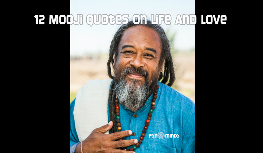 12 Mooji Quotes on Life and Love 33