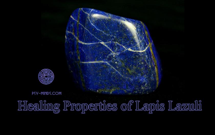 Healing Properties of Lapis Lazuli