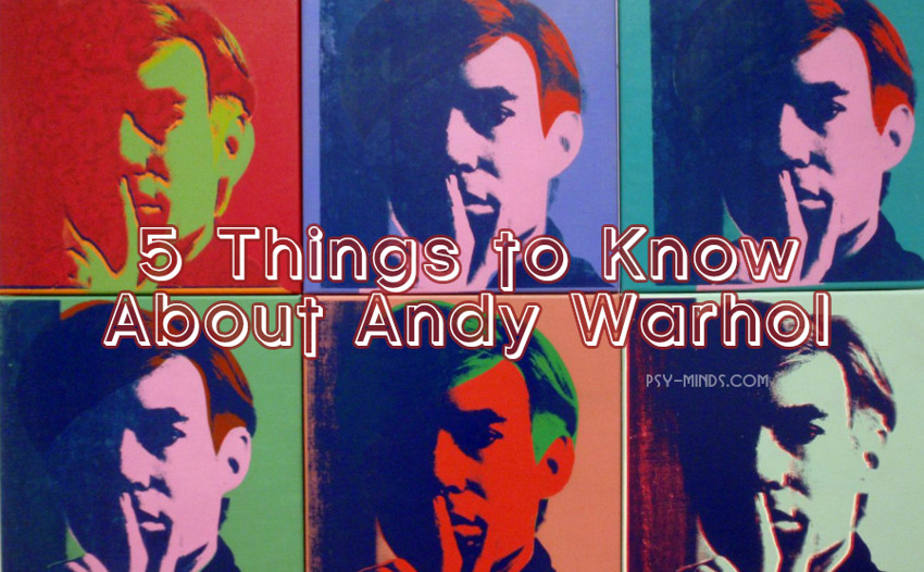 5 Things to Know About Andy Warhol 33