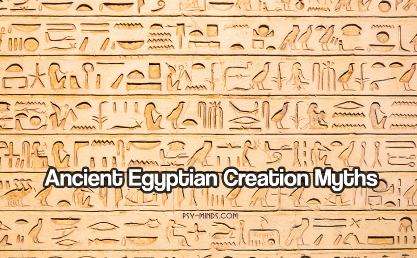Osiris Masturbation And The Egyptian Cosmogony - Other-3889