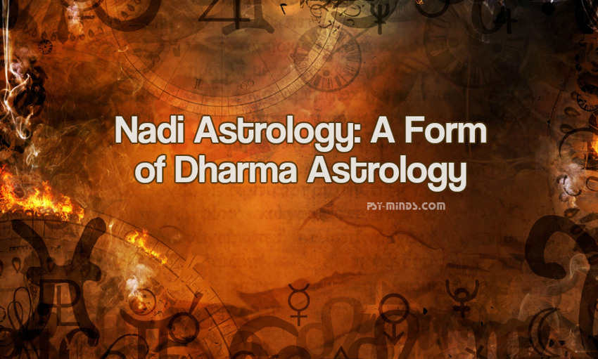 Nadi Astrology A Form of Dharma Astrology