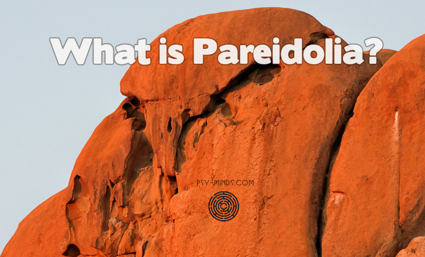 What is Pareidolia