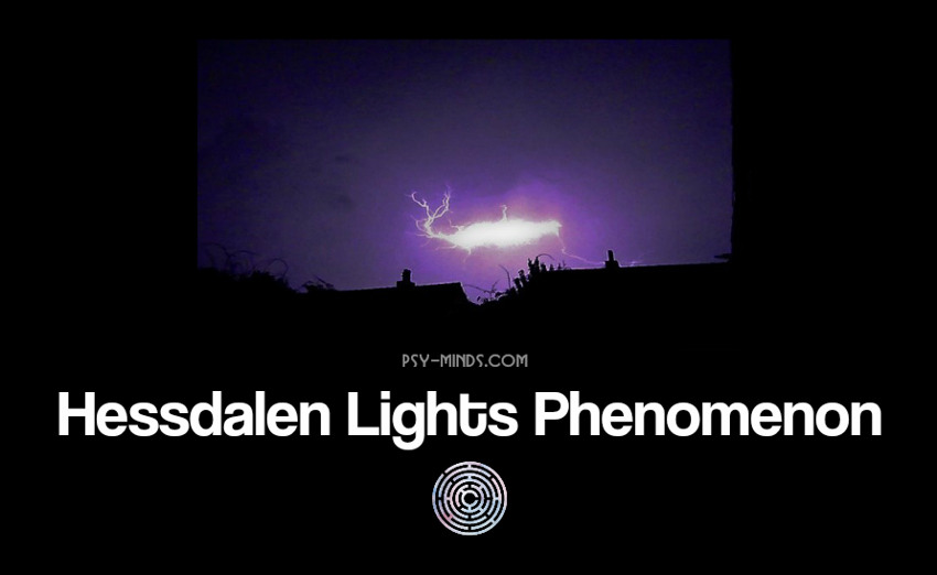 Hessdalen Lights Phenomenon