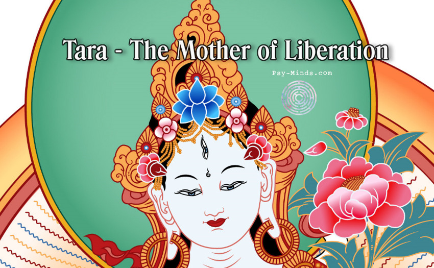 Tara - The Mother of Liberation