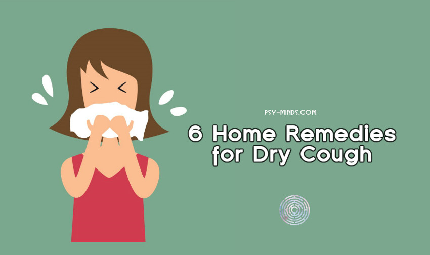 6 Home Remedies for Dry Cough