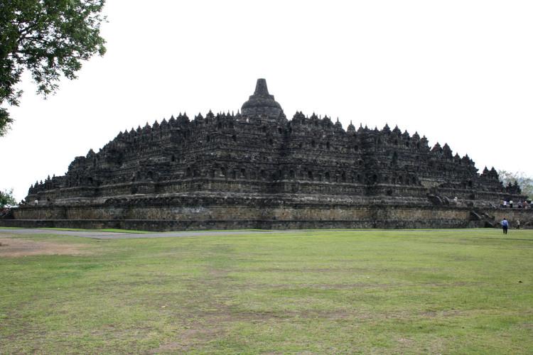 Borobudur buddhist temples