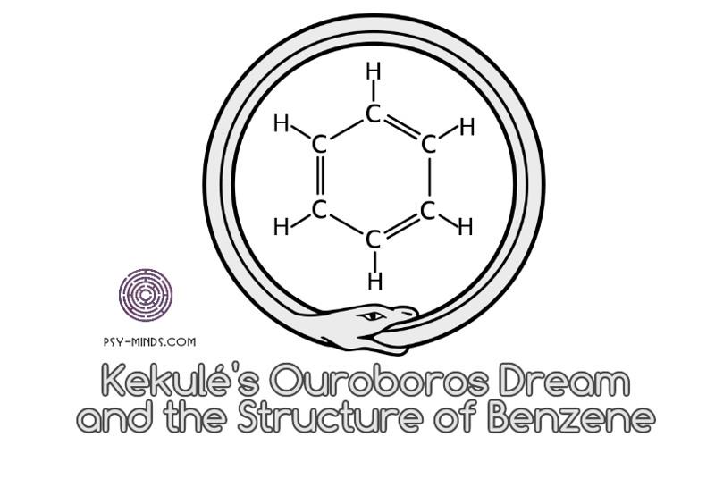Kekulé's Ouroboros Dream and the Structure of Benzene