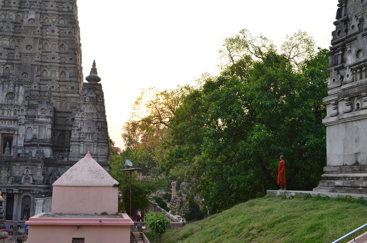 Mahabodhi Temple buddhist temples