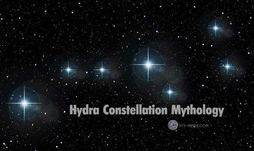Hydra Constellation Mythology