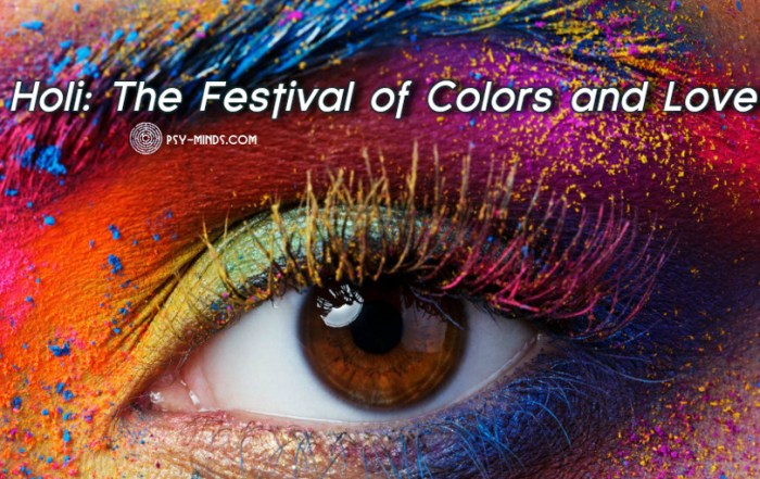 Holi The Festival of Colors and Love