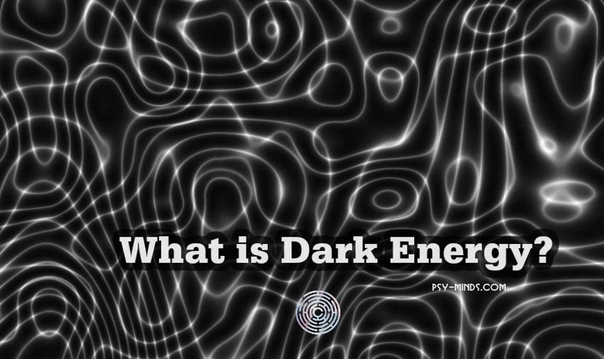 What is Dark Energy