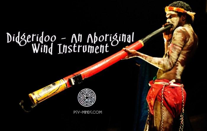Didgeridoo - An Aboriginal Wind Instrument