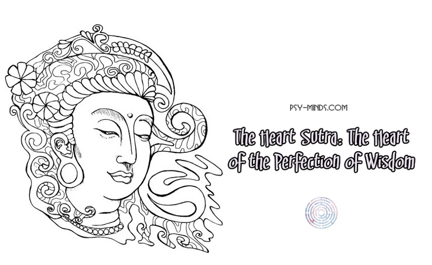 The Heart Sutra The Heart of the Perfection of Wisdom