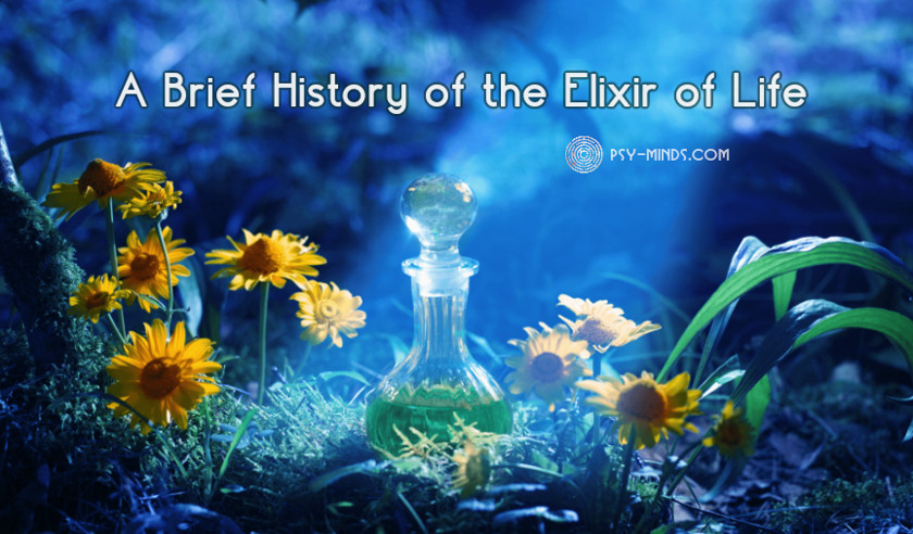 A Brief History of the Elixir of Life