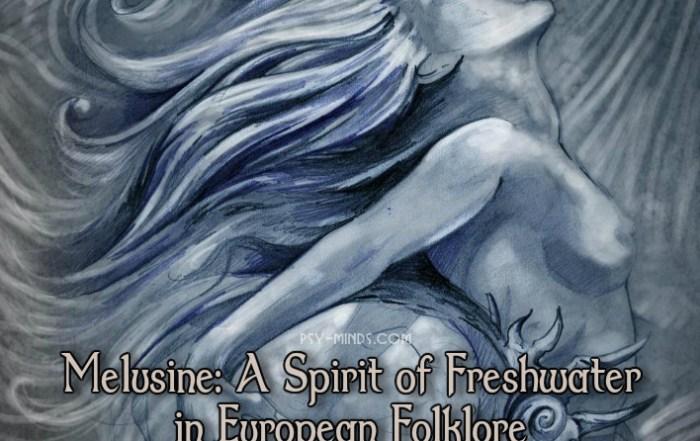 Melusine A Spirit of Freshwater in European Folklore