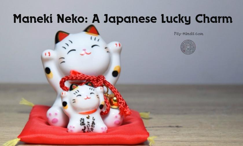 Maneki Neko A Japanese Lucky Charm