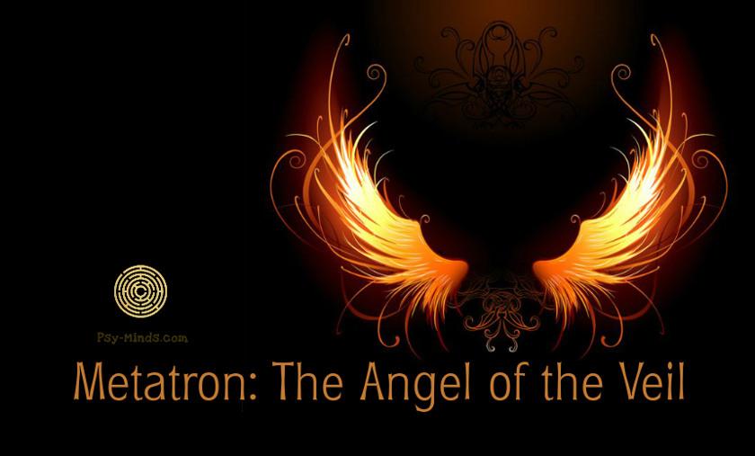 Metatron The Angel of the Veil