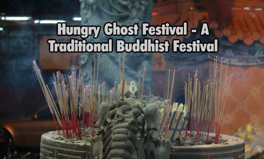 Hungry Ghost Festival - A Traditional Buddhist Festival