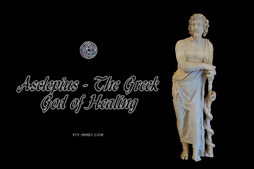 Asclepius - The Greek God of Healing