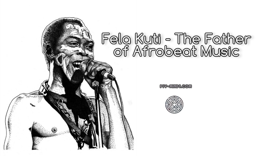 Fela Kuti - The Father of Afrobeat Music