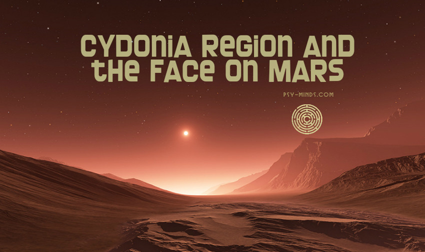 Cydonia Region and the Face on Mars