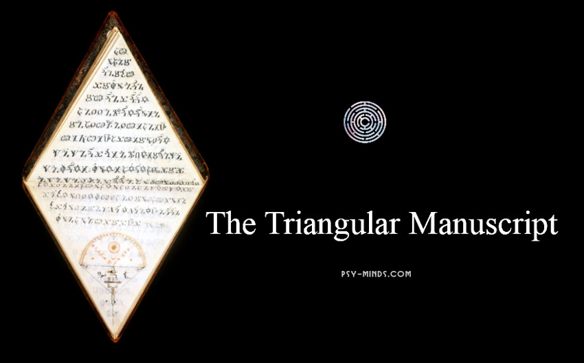 The Triangular Manuscript 33