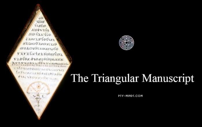 The Triangular Manuscript 33